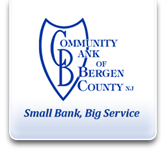 Community Bank of Bergen County NJ: Small Bank, Big Service